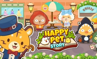Game Happy Pet Story