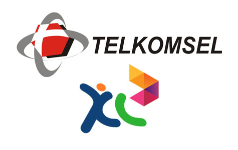 Image result for telkomsel dan xl