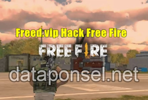 Hack Diamond dengan Freed.VIP