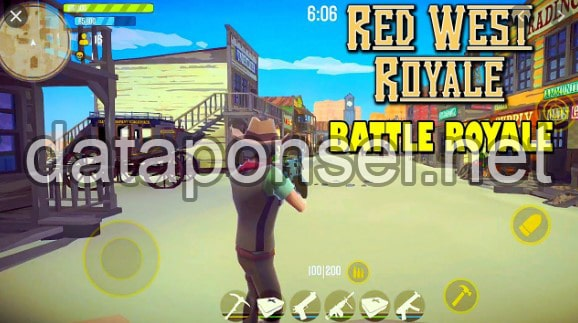 Red West Royale
